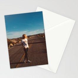 Joshua Tree Road Stationery Cards