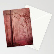 Rose Red's Forest Stationery Cards