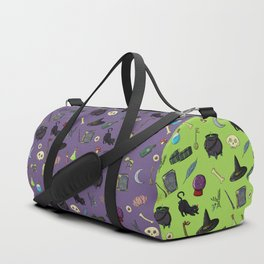 Witchcraft and Wizardry Duffle Bag