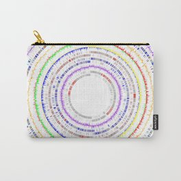 Genome Circles 2 Carry-All Pouch