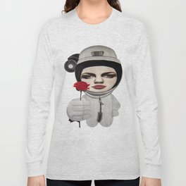 from outer space Long Sleeve T-shirt