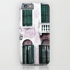Green Shutters Slim Case iPhone 6s