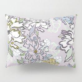 Lavendar Fresh Florals Pillow Sham