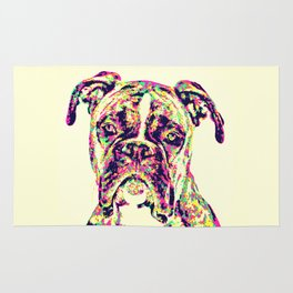 The Mighty Boxer Rug