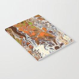 Autumnal ferns Notebook