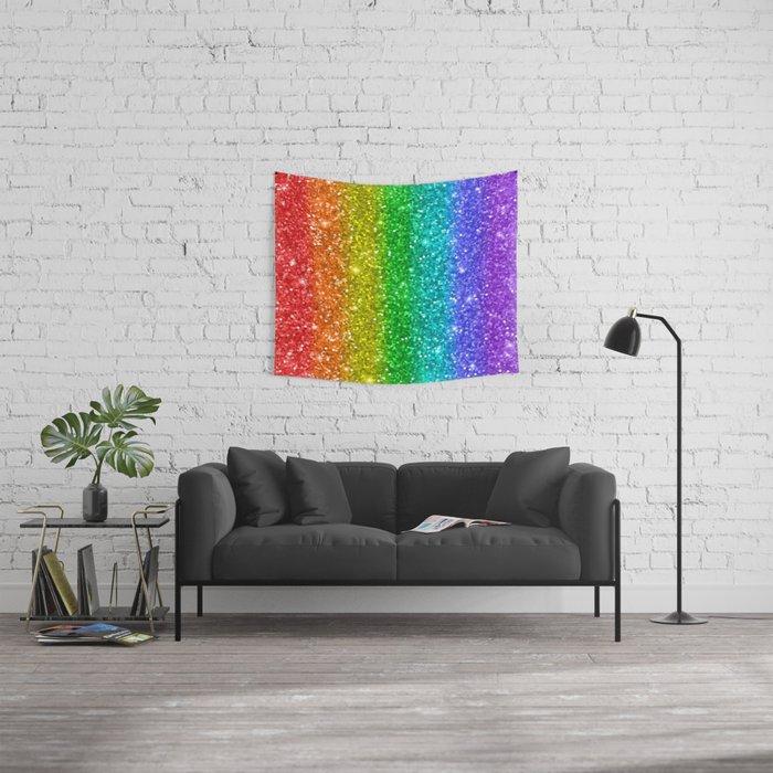 Rainbow 1 Wall Tapestry