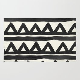 Chevron Tribal Rug