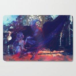 Demons Cutting Board