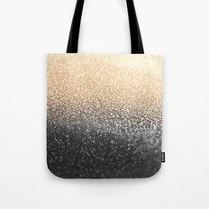 GOLD BLACK Tote Bag