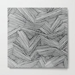 Seismagory Metal Print