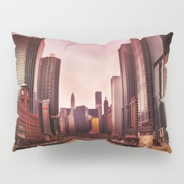River In The Loop Pillow Sham