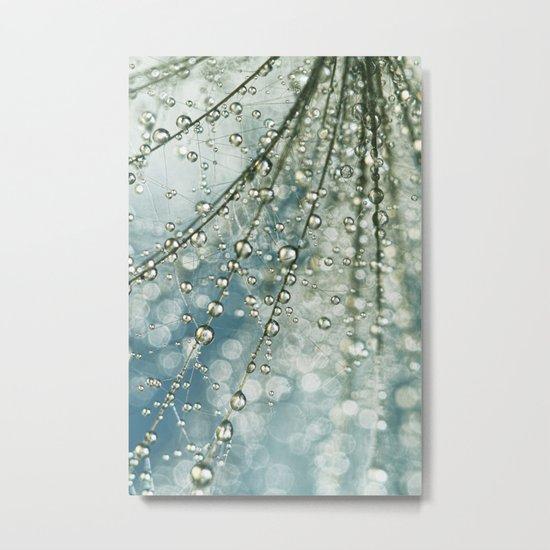 Fairy Rain Metal Print
