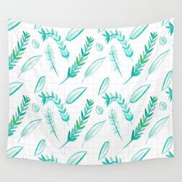 Seedling | Brushed Wall Tapestry