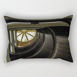 Stair[stare]well but watch for vertigo Rectangular Pillow