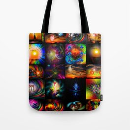 Collected Works Tote Bag