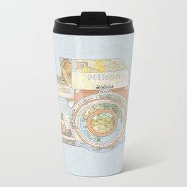 TRAVEL NIK0N Metal Travel Mug