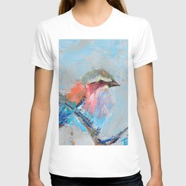 Lilac Breasted Roller T-shirt