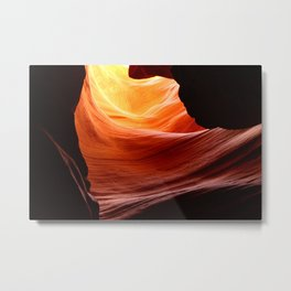 Nature´s Art Metal Print