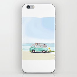 Buds and V dubs iPhone Skin