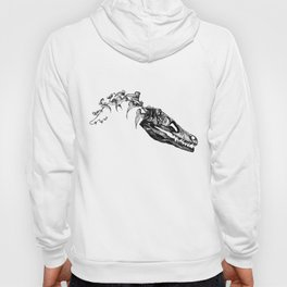 Jurassic Bloom - The Clever Girl Hoody