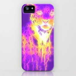Webbed Jaguar iPhone Case