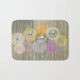 THE BACKLIT DEERS Bath Mat