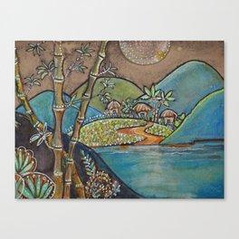 Off The Beaten Path 2 Canvas Print