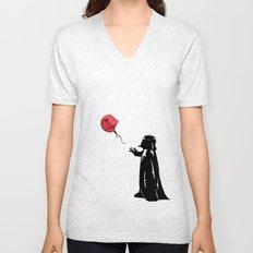 Little Vader - Inspired by Banksy Unisex V-Neck