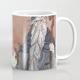 A Wide World Coffee Mug