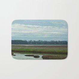 Marsh land Bath Mat