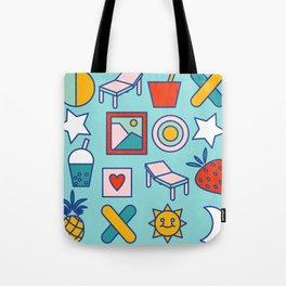 Summer vacation Tote Bag