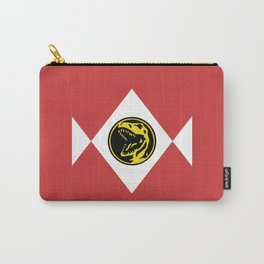 Red, Power Ranger, Hero Design Carry-All Pouch