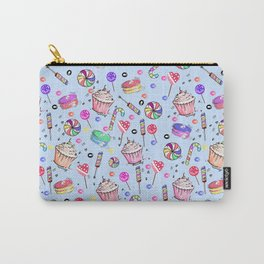 Candy Love Holiday Season Carry-All Pouch