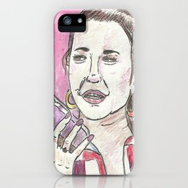 Nancy Jo... This Is Alexis Neiers Calling iPhone Case