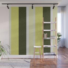 Cactus Garden Stripes 3V Wall Mural