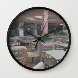 F O O O D ~ C O U R T Wall Clock