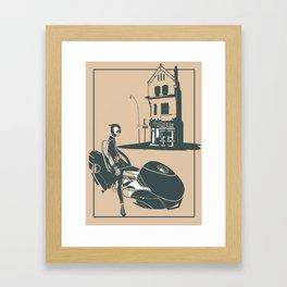 Delicious  Framed Art Print