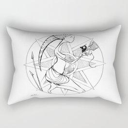 Ishtar Rectangular Pillow