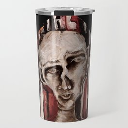 Nosferatu and the Technicolor Ethics Codes Travel Mug