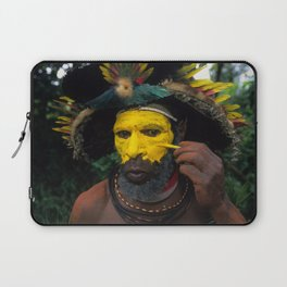 Papua New Guinea Adventure Laptop Sleeve