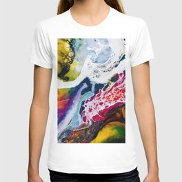 Abstracts in Color No 3, 2019 T-shirt