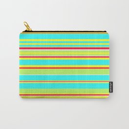 Stripes-018 Carry-All Pouch