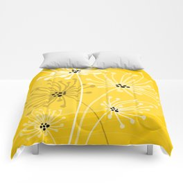 Queen Anne's Lace Comforters