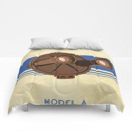 Model A Comforters
