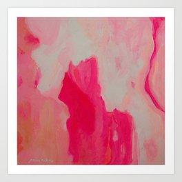 Summer Rosé Art Print