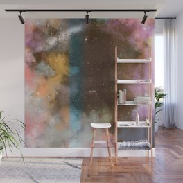 Evolve In Color Wall Mural