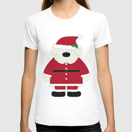 Doggy Santa T-shirt