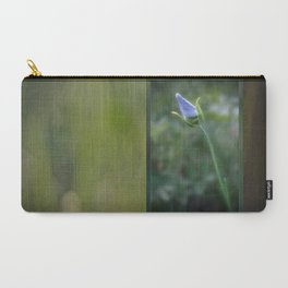 Mariposa Lily Bud Carry-All Pouch