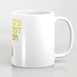 World's okayest Singer Singing Present Coffee Mug
