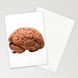 Braaain! Stationery Cards
